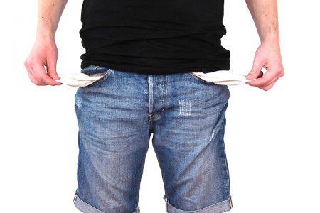 3世帯に1世帯が貯金ゼロの恐怖・・・